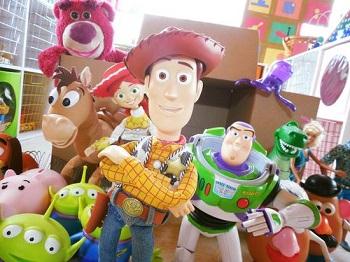 【超級勁】Toy Story 安迪房間 100% 還原