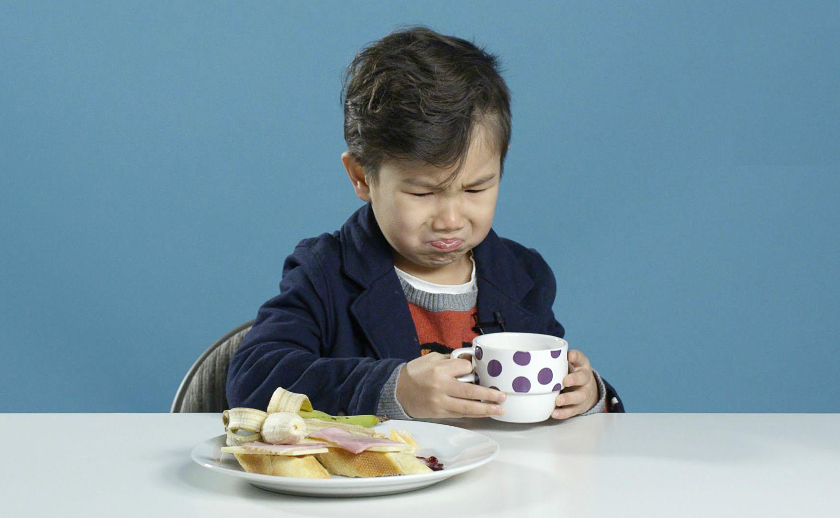 【隔離飯香?】美國小朋友試食世界各地早餐