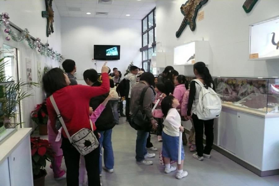 【好去處】 免費學通識  動物園教育展覽