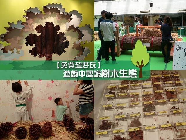 【免費超好玩】遊戲中認識樹木生態